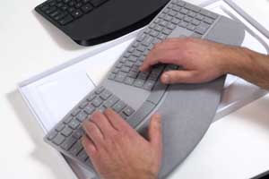 best ergonomic keyboards for mac and pc