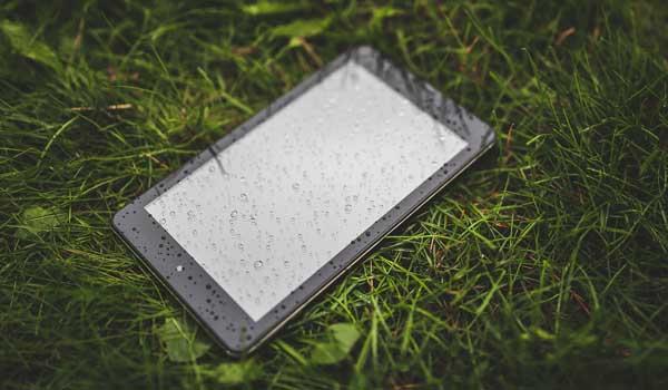 tablet waterproof