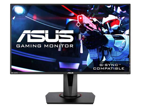 ASUS VG278QE 27 review
