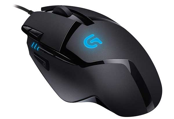 Logitech G402 Hyperion FuryFPS gaming mouse review