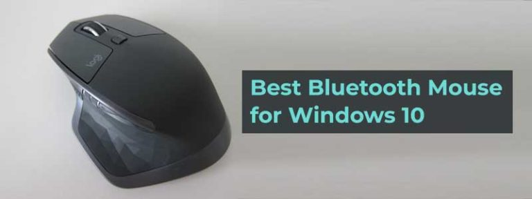 Best Bluetooth Mouse for Windows 10 – Reviews and Buyer's Guide